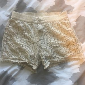 Other - Lace shorts